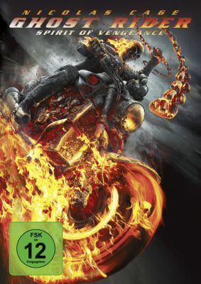 Ghost Rider: Spirit of Vengeance, Michael Connelly