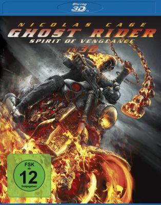 Ghost Rider: Spirit of Vengeance - 3D-Version, Diverse Interpreten