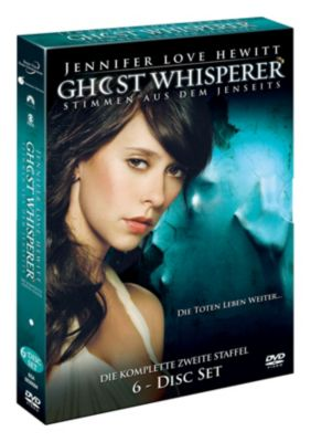 Ghost Whisperer - Staffel 2, John Gray, Catherine Butterfield, Lois Johnson, Jed Seidel, David Fallon, Jim Kouf, Jeannine Renshaw, Emily Fox, Breen Frazier