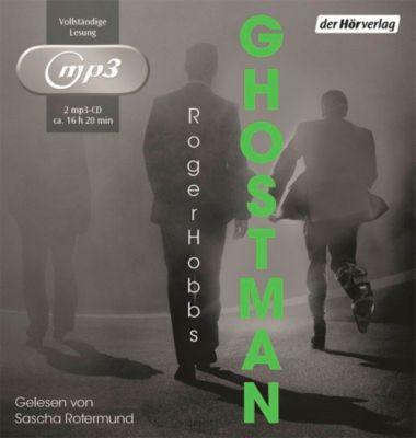 Ghostman, 2 MP3-CDs, Roger Hobbs