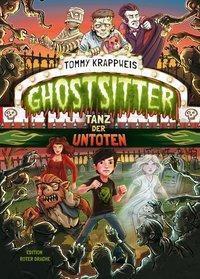 Ghostsitter - Tanz der Untoten - Tommy Krappweis |