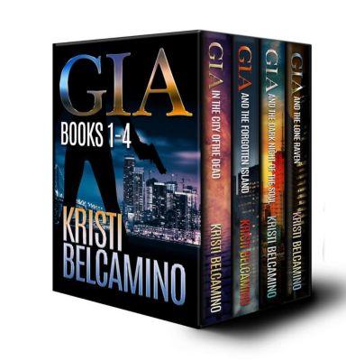 Gia Santella Crime Thrillers: Gia Santella Thrillers Books 1-4 (Gia Santella Crime Thrillers), Kristi Belcamino