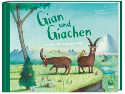 Gian und Giachen und der Sternschnuppenberg, Amélie Jackowski