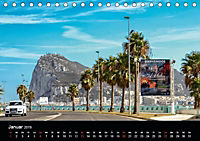 Gibraltar - der Affenfelsen (Tischkalender 2019 DIN A5 quer) - Produktdetailbild 1