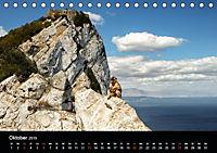 Gibraltar - der Affenfelsen (Tischkalender 2019 DIN A5 quer) - Produktdetailbild 10