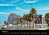 Gibraltar - der Affenfelsen (Wandkalender 2019 DIN A2 quer) - Produktdetailbild 1