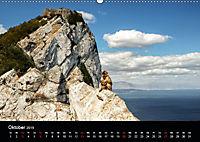 Gibraltar - der Affenfelsen (Wandkalender 2019 DIN A2 quer) - Produktdetailbild 10