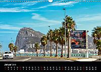 Gibraltar - der Affenfelsen (Wandkalender 2019 DIN A3 quer) - Produktdetailbild 1