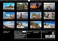 Gibraltar - der Affenfelsen (Wandkalender 2019 DIN A3 quer) - Produktdetailbild 13