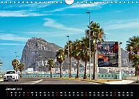 Gibraltar - der Affenfelsen (Wandkalender 2019 DIN A4 quer) - Produktdetailbild 1