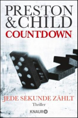 Gideon Crew Band 2: Countdown - Jede Sekunde zählt, Douglas Preston, Lincoln Child