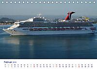 Giganten der Meere - Kreuzfahrtschiffe (Tischkalender 2019 DIN A5 quer) - Produktdetailbild 2