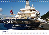 Giganten der Meere - Kreuzfahrtschiffe (Tischkalender 2019 DIN A5 quer) - Produktdetailbild 10