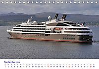 Giganten der Meere - Kreuzfahrtschiffe (Tischkalender 2019 DIN A5 quer) - Produktdetailbild 9