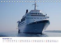 Giganten der Meere - Kreuzfahrtschiffe (Tischkalender 2019 DIN A5 quer) - Produktdetailbild 11