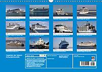 Giganten der Meere - Kreuzfahrtschiffe (Wandkalender 2019 DIN A3 quer) - Produktdetailbild 13
