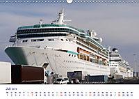 Giganten der Meere - Kreuzfahrtschiffe (Wandkalender 2019 DIN A3 quer) - Produktdetailbild 7