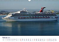 Giganten der Meere - Kreuzfahrtschiffe (Wandkalender 2019 DIN A3 quer) - Produktdetailbild 2
