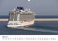 Giganten der Meere - Kreuzfahrtschiffe (Wandkalender 2019 DIN A3 quer) - Produktdetailbild 4