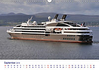 Giganten der Meere - Kreuzfahrtschiffe (Wandkalender 2019 DIN A3 quer) - Produktdetailbild 9