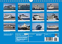 Giganten der Meere - Kreuzfahrtschiffe (Wandkalender 2019 DIN A4 quer) - Produktdetailbild 13