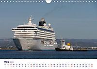 Giganten der Meere - Kreuzfahrtschiffe (Wandkalender 2019 DIN A4 quer) - Produktdetailbild 3