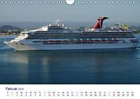Giganten der Meere - Kreuzfahrtschiffe (Wandkalender 2019 DIN A4 quer) - Produktdetailbild 2