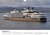 Giganten der Meere - Kreuzfahrtschiffe (Wandkalender 2019 DIN A4 quer) - Produktdetailbild 9