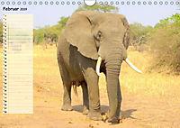 Giganten. Die grössten Säugetiere der Welt (Wandkalender 2019 DIN A4 quer) - Produktdetailbild 2