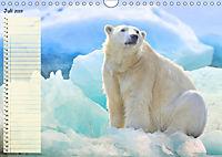 Giganten. Die größten Säugetiere der Welt (Wandkalender 2019 DIN A4 quer) - Produktdetailbild 7