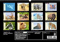 Giganten. Die größten Säugetiere der Welt (Wandkalender 2019 DIN A3 quer) - Produktdetailbild 13