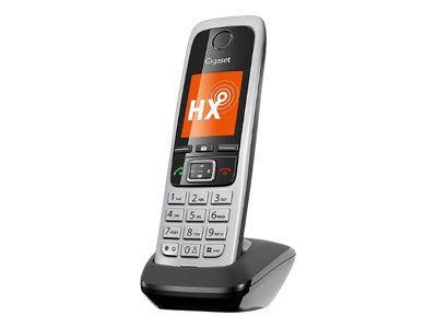 GIGASET C430HX Duo schwarz zwei zus. Mobilteile inkl. LS CAT-iq für Router z.B. AVM FRITZ!Box, Speedport W723/W724 etc.