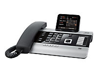 GIGASET DX600A ISDN titanium Farbdisplay Bluetooth 10 ISDN-Nummern verwaltbar Adressbuch fuer 750 Eintraege 3 Anrufbeantworter - Produktdetailbild 1