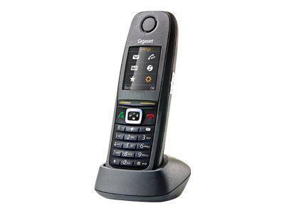 GIGASET PRO R650H zus. Mobilteil inkl. LS IP65 CAT-IQ 2.0 kompatibel Software Update over the Air SUOTA HD Audio/HD Voice