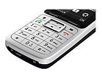 GIGASET SL450HX platin/schwarz Mobilteil inkl. LS CAT-iq für Router zB.Speedport W723 W724, HomeBox 2, TP-Link VR200V, TP-LinkVR900V - Produktdetailbild 4