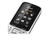 GIGASET SL450HX platin/schwarz Mobilteil inkl. LS CAT-iq für Router zB.Speedport W723 W724, HomeBox 2, TP-Link VR200V, TP-LinkVR900V - Produktdetailbild 7