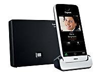 "GIGASET SL910H metall/pianoschwarz zus. Mobilteil 3,2"" kapazitives Full-Touch-Display Bluetooth Mini-USB Echtmetall-Rahmen - Produktdetailbild 8"