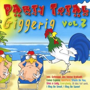 Giggerig-Party Total-Vol.2, Diverse Interpreten