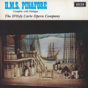 Gilbert & Sullivan: H.M.S.Pinafore, D'oyly Carte Opera Company, Isidore Godfrey