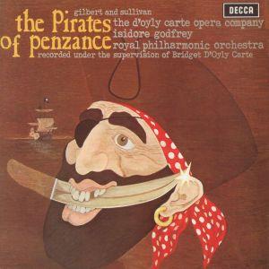 Gilbert & Sullivan: The Pirates of Penzance, D'oyly Carte Opera Company, Isidore Godfrey
