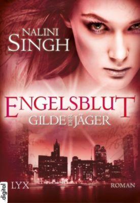 Gilde der Jäger Band 3: Engelsblut, Nalini Singh