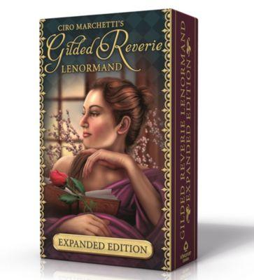 Gilded Reverie Lenormand, Lenormand-Karten - Ciro Marchetti |