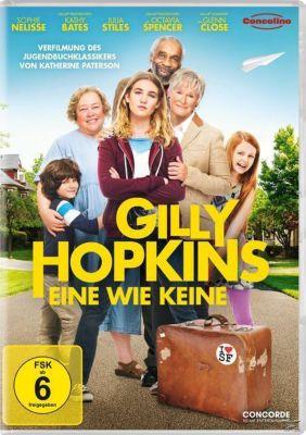 Gilly Hopkins - Eine wie keine, Katherine Paterson