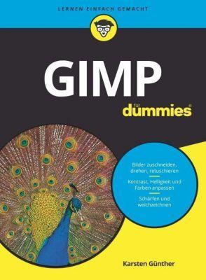 GIMP für Dummies - Karsten Günther pdf epub