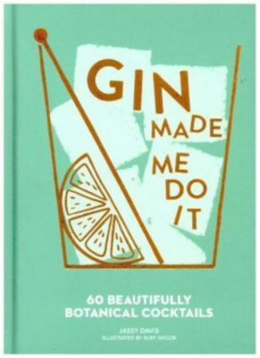 Gin Made Me Do It, Jassy Davis