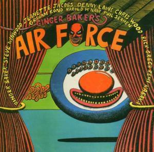 Ginger Baker's Airforce, Ginger's Airforce Baker