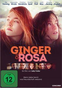 Ginger & Rosa, Elle Fanning, Christina Hendricks