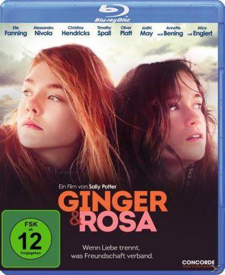 Ginger & Rosa, Sally Potter