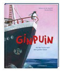 Ginpuin - Auf der Suche nach dem großen Glück, Barbara van den Speulhof, Henrike Wilson