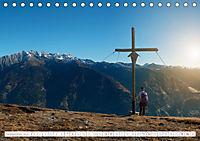 Gipfelkreuze und Wegkreuze in den Südtiroler Bergen (Tischkalender 2019 DIN A5 quer) - Produktdetailbild 9